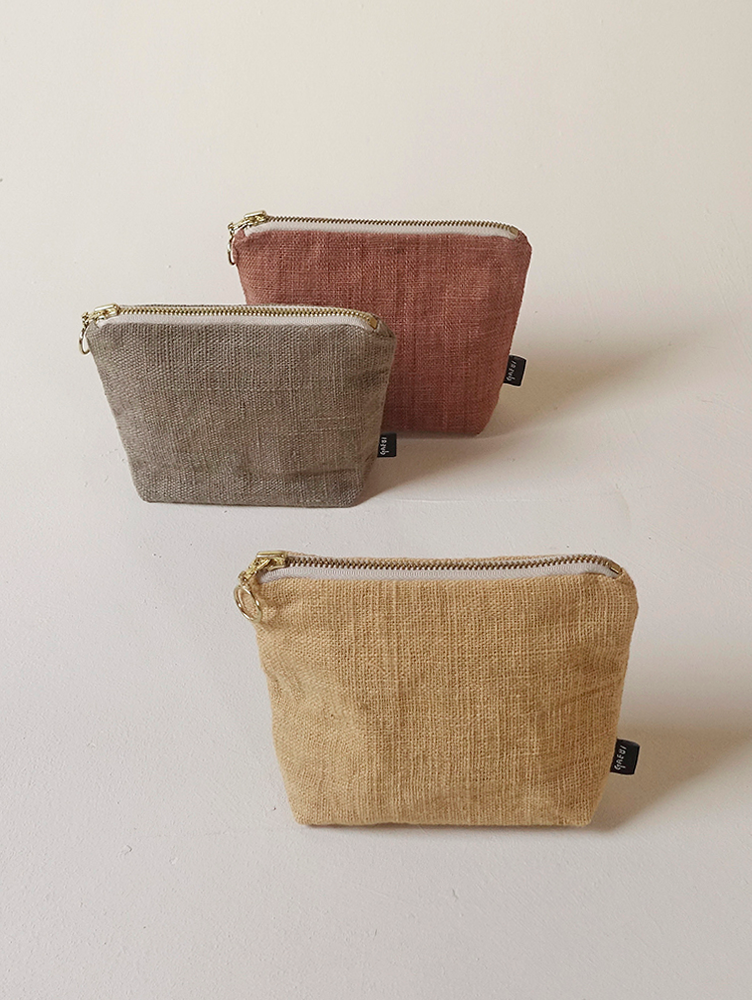 Hand-woven Pouch