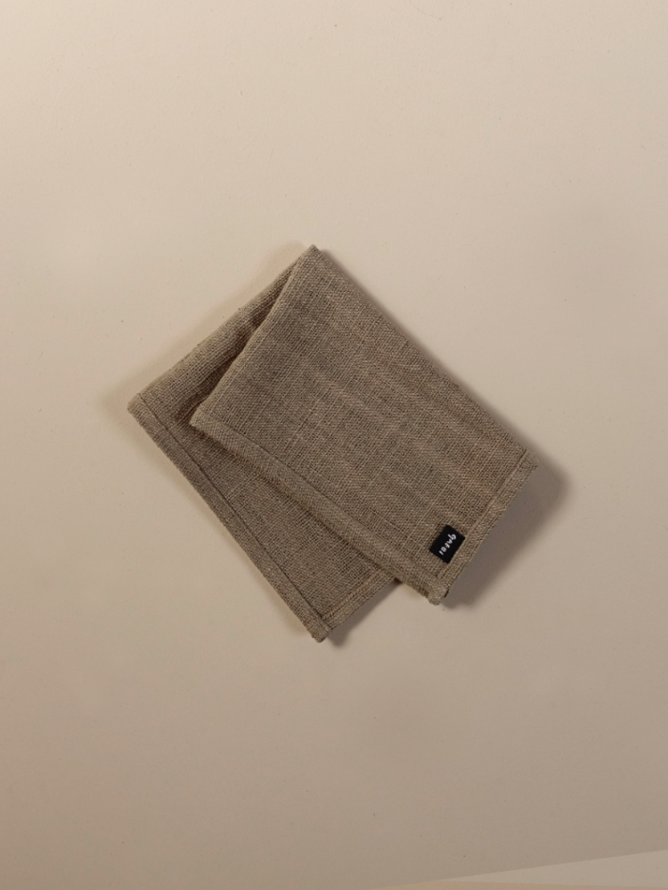 Hand-woven Placemat_Guava Grey